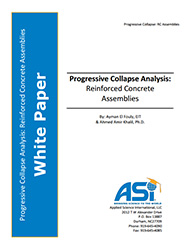 Collapse Analysis of RC Assemblies