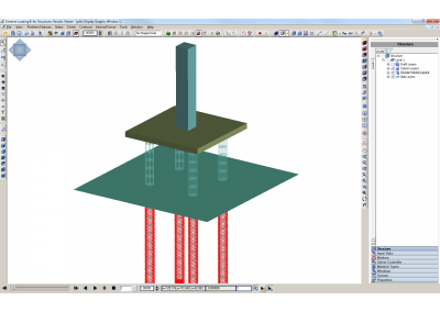 Model Piles & Foundations