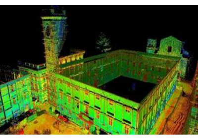 Laser Scanning of Damage